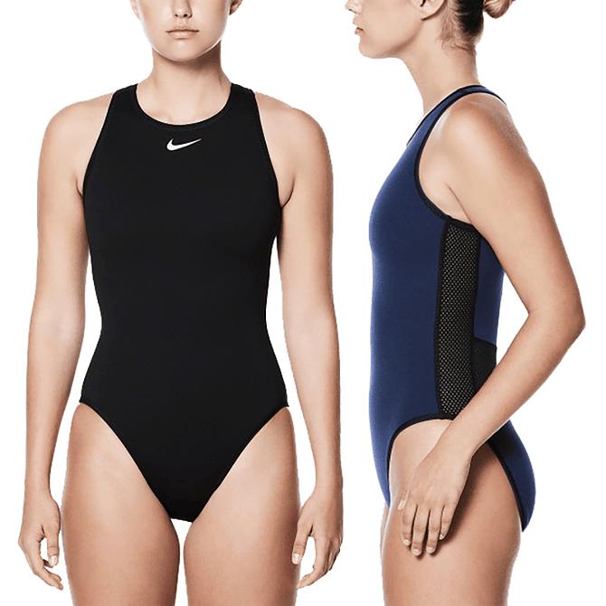 Traje De Baño Nike High Neck NESS93210 Mujer - Image 1