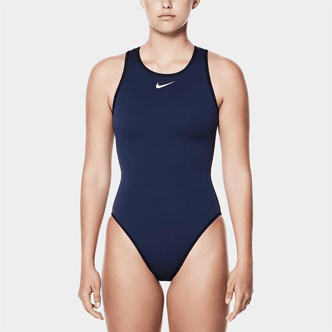 Traje De Baño Nike High Neck NESS93210 Mujer - Image 3