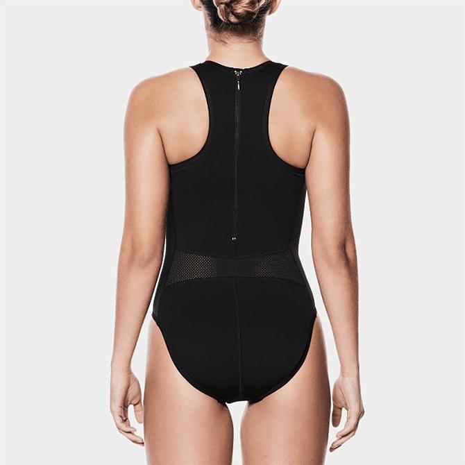 Traje De Baño Nike High Neck NESS93210 Mujer - Image 4