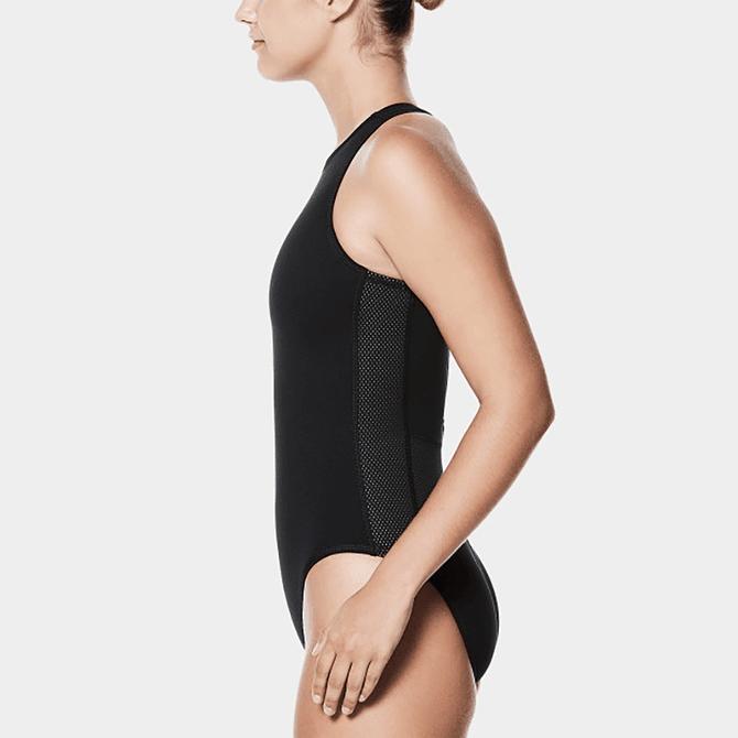 Traje De Baño Nike High Neck NESS93210 Mujer - Image 5