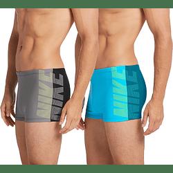Traje De Baño Nike Square Leg NESS9053 Hombre