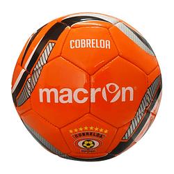 Balón Fútbol Macron Cobreloa
