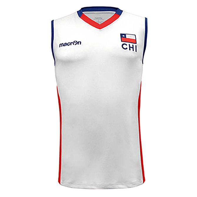 Camiseta Selección Voleibol Hombre Chile Macron - Image 3