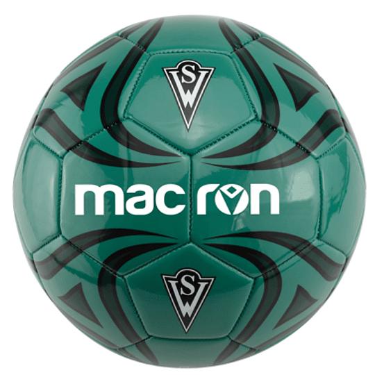 Balón de Fútbol Macron Promocional Wanderers