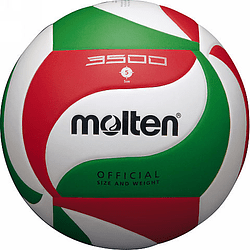Balón Volleyball Molten V5M 3500 Soft Touch