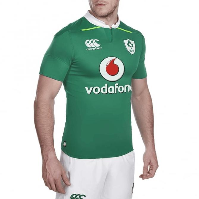 Camiseta Oficial Irlanda 2016-2017 Local Talla M - Image 1