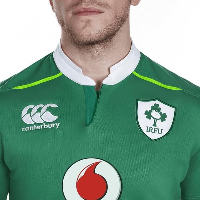 Camiseta Oficial Irlanda 2016-2017 Local Talla M - Image 3