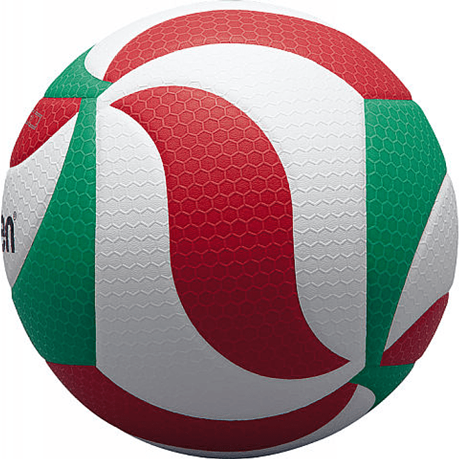 Balón Voleibol Molten V5M 5000 Oficial FIVB - Image 2