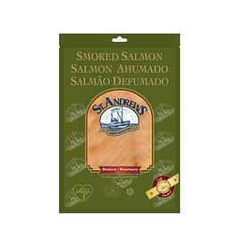 Salmón Ahumado en Frío Slice 100 grs. al Romero