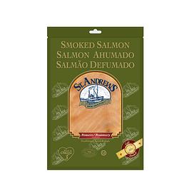 Pack 3x Salmón Ahumado al Romero slice 100 grs.