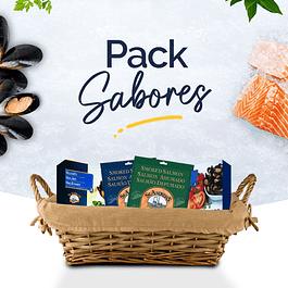 Pack Sabores - Choritos + Salmón Ahumado