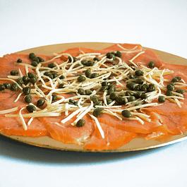 Party Plate - Slices 350 grs. (salmón ahumado en frío)