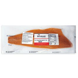 Filete de Salmón Atlántico Natural sin Piel - Trim E - entre 1,6 y 2 kg aprox.