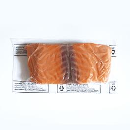 Salmón Atlántico Natural - Porción Individual sin Piel
