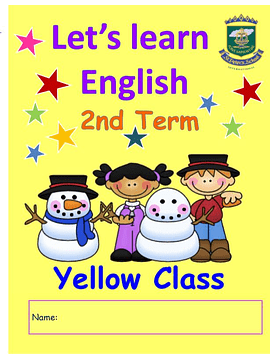 4 Anos Let´s Learn English Yellow Room 2nd Term
