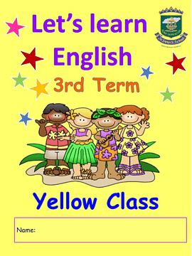 4 Anos Let´s Learn English Yellow Room 3rd Term