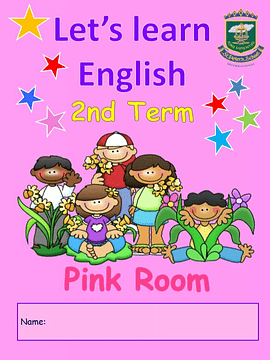 5 Anos Let´s Learn English Pink Room 2nd Term