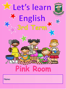 5 Anos Let´s Learn English Pink Room 3rd Term