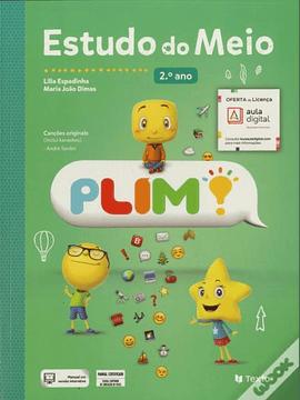 PLIM! EM 2.º Manual do aluno