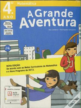 A Grande Aventura  - Matemática  - 4.º Ano