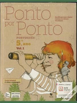 Ponto por Ponto. 5.º ano - Vol. 1 e Vol. 2