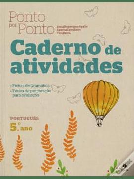 Ponto por Ponto. 5.º ano - Caderno de Atividades