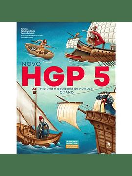 Novo HGP 5.º - Manual do aluno