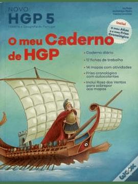 Novo HGP 5.º - Caderno de atividades