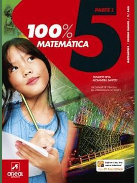 100% Matemática - 5.º Ano - Manual do aluno