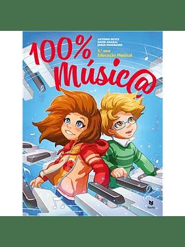 Novo 100% música - Manual do aluno