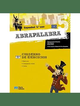 Abrapalabra - 5.º Ano - Cuaderno de Ejercicios