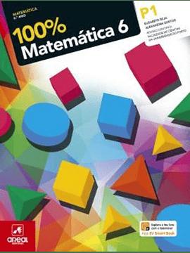 100% Matemática - 6.º ano - Manual do aluno