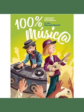 Novo 100% música - Educação Musical 6.º ano - Manual do aluno