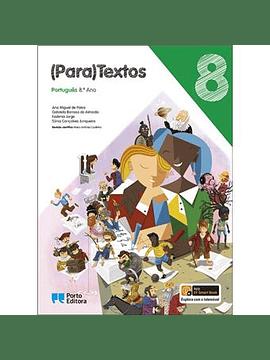 (Para)Textos 8 - Manual do aluno