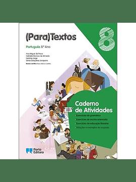 (Para)Textos 8 - Caderno de atividades