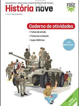 História 9 - Caderno de atividades
