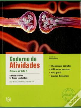 Ciência & Vida 9 - Caderno de atividades