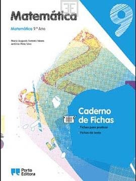 Matemática 9.º Ano - Caderno de Fichas