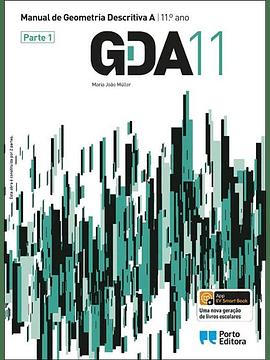 Geometria Descritiva A 11.º Ano - Manual do aluno