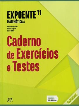 Expoente Mat 11 - Caderno de Exercícios e Testes