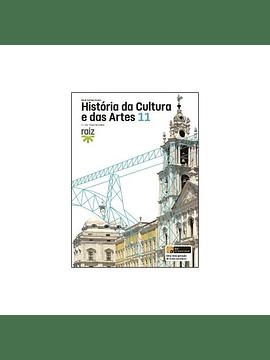 História da Cultura e das Artes 11 - Manual do aluno