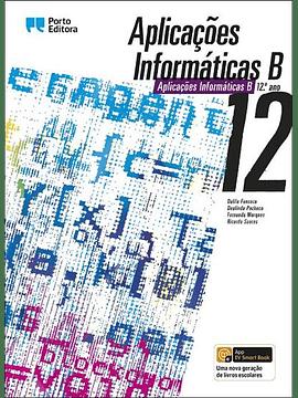 Aplicações Informáticas B - 12.º Ano