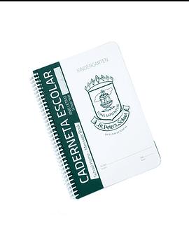 Caderneta Escolar Infantil (Mod. Interno)