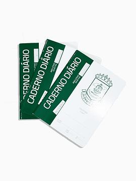 Caderno B5 Quadriculado (Mod. Interno)