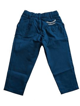 Calça Farda Azul - Berçário