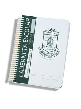 Caderneta Escolar (Mod. Interno)