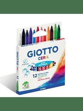 Lápis de Cera Grossos Giotto cx. 12