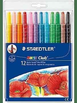 Lápis de Cera Twist cx. 12