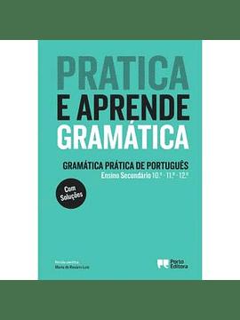 Pratica e aprende gramática  Gramática Prática de Português Ensino Secundário
