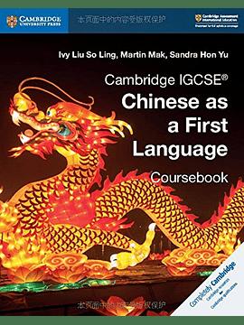 Cambridge IGCSE Chinese as a First Language Workbook